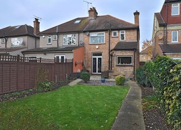 Thumbnail 3 bed semi-detached house for sale in Manor Road, Harrow, Middlesex