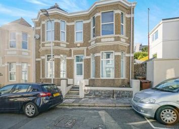 Thumbnail 3 bedroom flat for sale in Plymouth, Devon