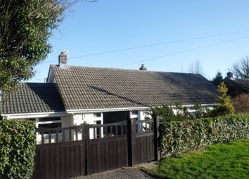 Thumbnail 3 bed detached bungalow for sale in Ty Grace, 8 Malt Hall, Llanrhidian, Gower, Swansea
