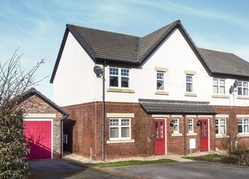 Thumbnail 3 bed semi-detached house to rent in Ladstock Grove, Whitehaven