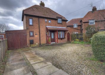 Thumbnail 2 bed detached house for sale in Sewerby Crescent, Bridlington