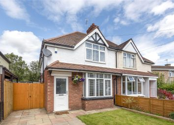 Thumbnail 2 bed semi-detached house for sale in Eastern Avenue, Oxford