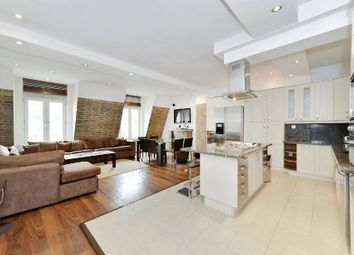 Thumbnail 4 bed flat to rent in Bolsover Street, Marylebone