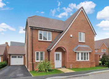 Thumbnail 4 bed detached house to rent in Ashbee Crescent, Tadpole Garden Village, Swindon, Wiltshire
