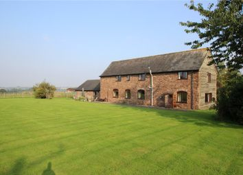 Thumbnail 4 bed cottage for sale in The Granary, Kilreague, Llangarron, Ross-On-Wye