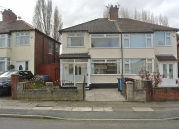 3 bed semi-detached house to rent in Fairfield Crescent, Liverpool L36