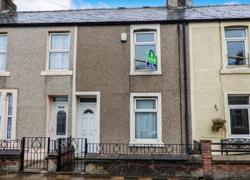 Thumbnail 2 bed terraced house for sale in 185 Moss Bay Road, Workington, Cumbria