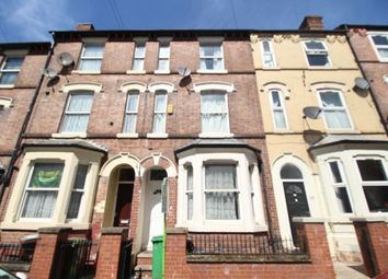 Thumbnail 5 bedroom terraced house for sale in Claypole Road, Nottingham
