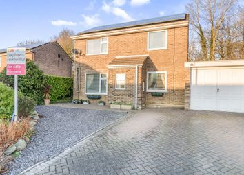 Thumbnail 3 bed detached house for sale in Dalesfield, Matlock
