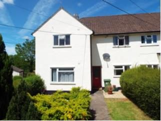Thumbnail 2 bed flat for sale in Milton Lane, Wookey Hole, Wells