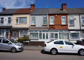 Thumbnail 3 bed terraced house for sale in Knights Road, Birmingham