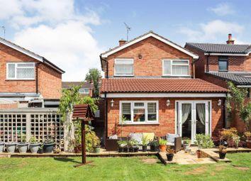 3 bed detached house for sale in Burnham Rise, St Nicolas Park, Nuneaton CV11