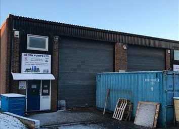 Thumbnail Light industrial for sale in Unit 10, Hazel Road Industrial Estate, Four Marks, Hampshire