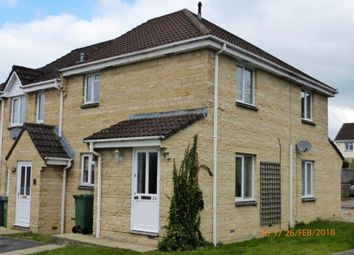 Thumbnail 1 bed end terrace house to rent in Webb Close, Chippenham