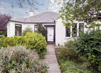 Thumbnail 3 bed bungalow for sale in Drylaw Avenue, Blackhall, Edinburgh