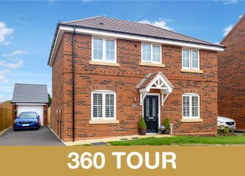 Thumbnail 3 bed detached house for sale in Greengage Close, Bidford-On-Avon, Alcester