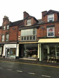 Thumbnail Retail premises to let in Fountain Street, Leek, Staffordshire