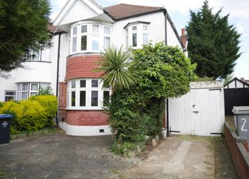 Thumbnail 3 bedroom semi-detached house to rent in St Augustines Avenue, Wembley