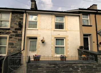 Thumbnail 3 bed terraced house for sale in Lord Street, Blaenau Ffestiniog