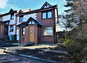 Thumbnail 2 bed end terrace house for sale in Oakdene Crescent, Motherwell