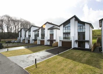 Thumbnail 4 bed detached house for sale in Chapel View, Off Station Road, Chapeltown