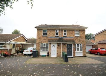 Thumbnail 2 bed semi-detached house to rent in Broom Field, Lightwater, Surrey