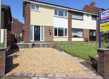 Thumbnail 3 bed semi-detached house for sale in Deansgate, Hindley, Wigan