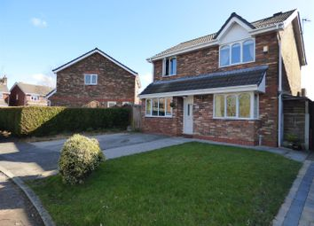Thumbnail 4 bed detached house for sale in Johnson Close, Carnforth