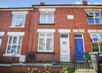 Thumbnail 3 bed terraced house for sale in Albion Street, Leicester