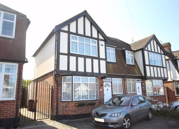 Thumbnail 3 bedroom semi-detached house for sale in College Gardens, North Chingford, London
