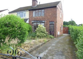 Thumbnail 2 bed semi-detached house for sale in Crewe Road, Winterley, Sandbach, Cheshire