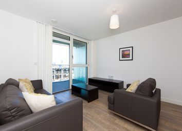 Thumbnail 2 bed flat to rent in Enderby Wharf, Poldo House, Greenwich