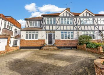 Thumbnail 4 bed semi-detached house for sale in The Woodfields, Sanderstead, South Croydon