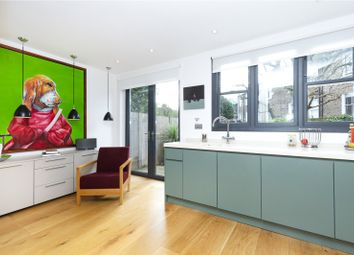 Thumbnail 4 bedroom terraced house to rent in Culford Grove, London