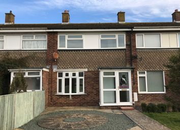 Thumbnail 3 bed terraced house to rent in Anderida Road, Eastbourne