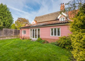 Thumbnail 3 bed cottage to rent in Hartest, Bury St Edmunds, Suffolk