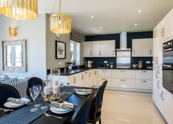"Thumbnail 3 bedroom semi-detached house for sale in ""The Portland"" at Deardon Way, Shinfield, Reading"