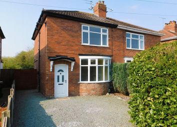 Thumbnail 2 bed semi-detached house to rent in Second Avenue, Holmcroft, Stafford