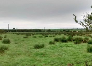 Thumbnail Land for sale in Hillmoor Lane, Portfield Gate, Haverfordwest, Pembrokeshire