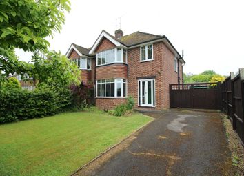 Thumbnail 3 bed semi-detached house for sale in Grosvenor Road, Caversham, Reading