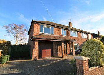 Thumbnail 4 bed semi-detached house for sale in Oaklands Way, Basingstoke
