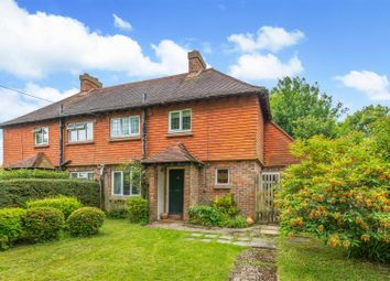 Thumbnail 2 bed semi-detached house for sale in School Lane, Blackboys, Uckfield