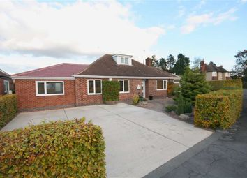 Thumbnail 4 bed detached bungalow for sale in Cornwall Road, Retford, Nottinghamshire