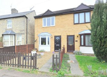 Thumbnail 2 bed semi-detached house for sale in Sapley Road, Hartford, Huntingdon, Cambridgeshire