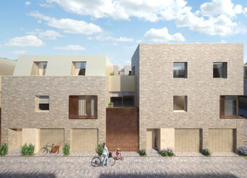 Thumbnail 3 bed end terrace house for sale in Athena Sales & Marketing Suite, Eddington Avenue, Cambridge