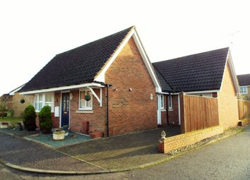 Thumbnail 2 bed detached bungalow for sale in Oakleigh Drive, Swaffham