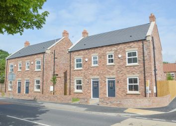 Thumbnail 3 bed terraced house for sale in Wagoners Close, Sherburn, Malton