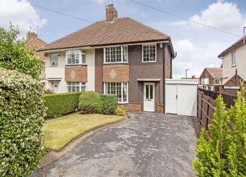 Thumbnail 3 bed semi-detached house for sale in Hawksley Avenue, Chesterfield
