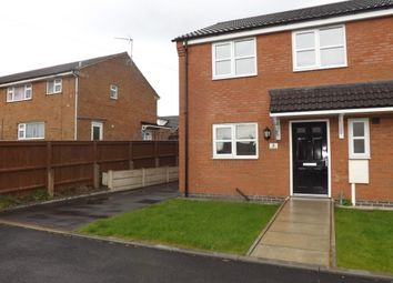 Thumbnail 3 bed property to rent in Wavereley Close, Kirkby In Ashfield