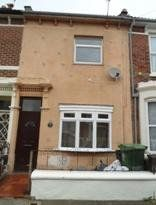 Thumbnail 3 bed terraced house to rent in Renny Road, Portsmouth